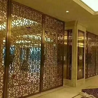 德普龙厂家生产铝窗花
