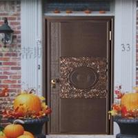 铸铝门  装甲门  入户门  别墅大门