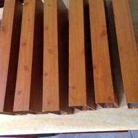 丽江氟碳漆铝方通供应厂家 木纹铝方管装饰