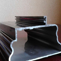 铝合金艺术门型材