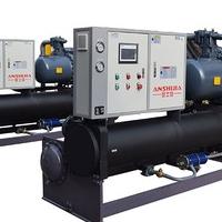 混凝土冷却降温用冷水机 水冷螺杆式冷水机