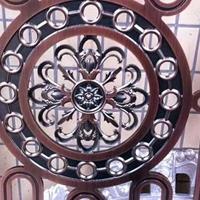 广东氟碳铝窗花厂家价格