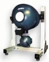 小型积分球匀称光源系统