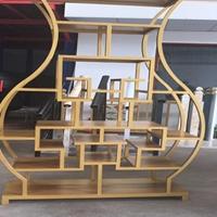 北京艺术铝花格装饰 方管焊接铝窗花供应商