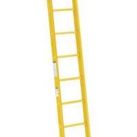 超輕型絕緣伸縮梯子
