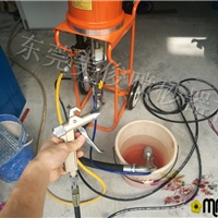 管道内壁喷涂机300-1200管道内壁喷漆器