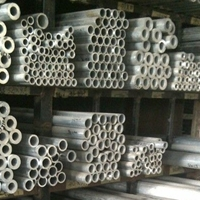 挤压铝管6063厚壁铝管铝方管