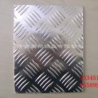 上海防滑铝板五条筋