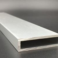 厂家直销6061-T6铝方管 装饰铝方通扁铝管