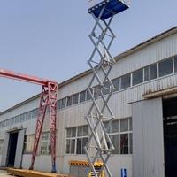12米升降平台 米脂县液压举升机价钱