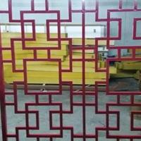厂家定制仿古铝花格门窗成批出售