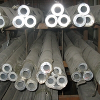 空心铝管6063厚壁铝管铝方管