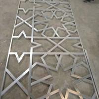 旅游景区木纹铝窗格实惠定制价格