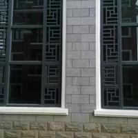 高端装饰铝窗花仿古铝花格厂家