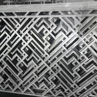 耐候性氟碳铝窗花-仿古铝花格