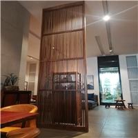 校园区域木纹铝窗格实惠定制价格