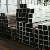 环保AL6063氧化铝方管