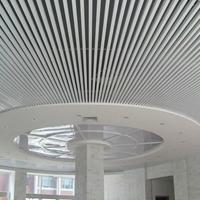 吊顶专项使用铝方通供应厂家
