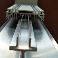 精加工6063-T5素材电池挡板铝型材