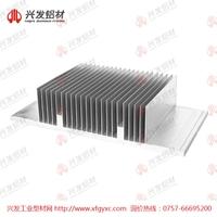 挤压铝型材散热器 兴发铝业