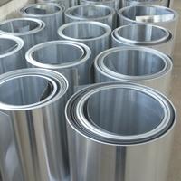1060纯铝卷工程 管道工程专用铝卷