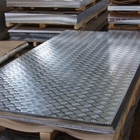 厂家直销防滑花纹铝板