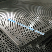 东风启辰4S店专项使用白色微孔镀锌钢板吊顶厂家