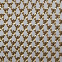 丝美艺XY-AG1242餐厅装饰铝帘
