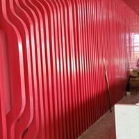 广州弧形铝方通定制厂家