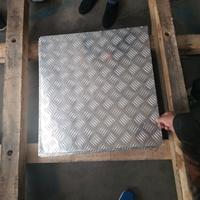 山东花纹铝板厂家直销1060防滑板