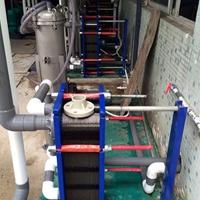 環保設備余熱回收 板式換熱器 傳熱設備
