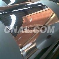 生产镜面铝卷