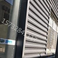 吉利汽车4s店外墙装饰铝板  吉利幕墙装饰网