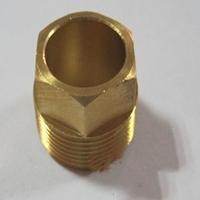 C3604六角黄铜管 空心螺丝、螺母专用