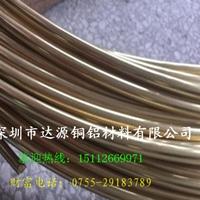 精密黄铜螺丝线  H70易车黄铜线