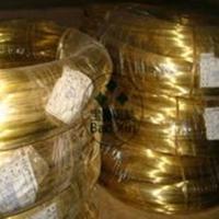 供应C2680耐磨黄铜线,黄铜弹簧线