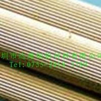防滑黄铜管 C3602拉花黄铜管市场行情