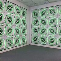 供應商場沖孔造型鋁單板_吊頂沖孔鋁板