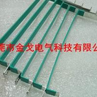 防燃涂层铝排 耐磨树脂涂层铝排