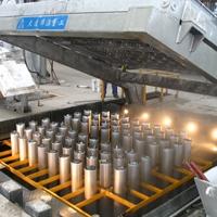 液压外导式铸造机