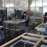 铝包木门窗厂家价格 铝包木门窗加盟
