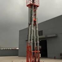 18米升降机 葫芦岛市电动铝合金升降机