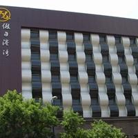 铝单板幕墙厂家,造型铝单板定制