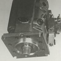 铝型材挤压机柱塞泵A15VSO175