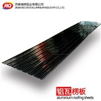 优良910型铝瓦烟道保温铝瓦楞板