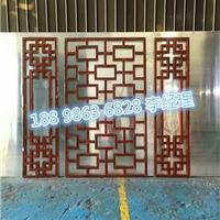 广东木纹铝窗花厂家_铝合金窗花幕墙装饰