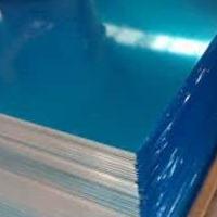铝板覆膜一面价格 6060覆膜铝板