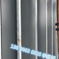 广汽传祺新能源外墙圆孔铝单板_门头铝方管