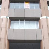 大厦外墙氟碳喷涂铝单板