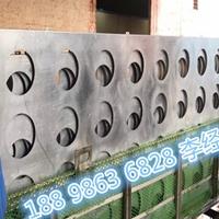 广汽传祺新能源汽车店外墙幕墙圆孔铝板